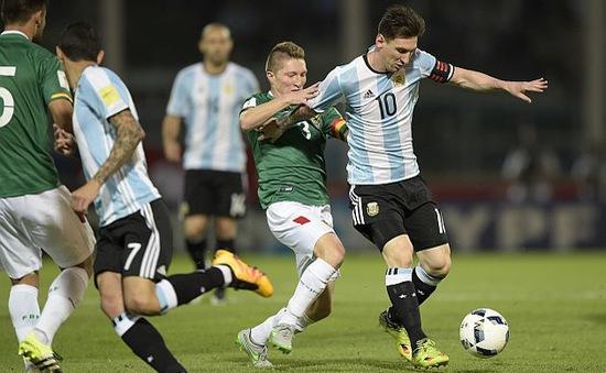 VIDEO Copa America: Đè bẹp Bolivia 3-0, Argentina toàn thắng ở vòng bảng