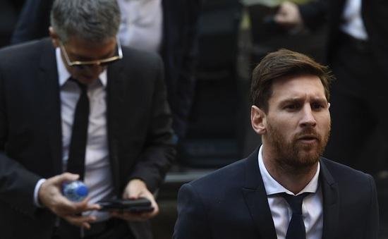 Lionel Messi phủ nhận cáo buộc trốn thuế tại Tòa