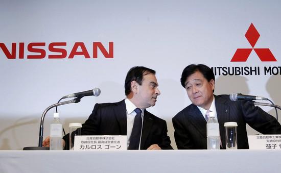 Nissan sẽ giữ nguyên các thương hiệu của Mitsubishi