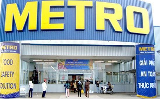 Bộ Tài chính thu hơn 1.900 tỷ đồng thuế từ thương vụ Metro