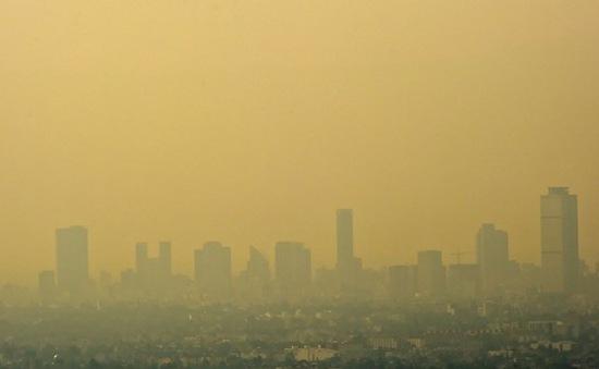 Mexico khẩn cấp chống ô nhiễm không khí