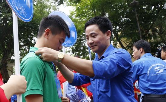 Chiến dịch Thanh niên tình nguyện Hè 2016 khẳng định nhiệt huyết tuổi trẻ Thủ đô