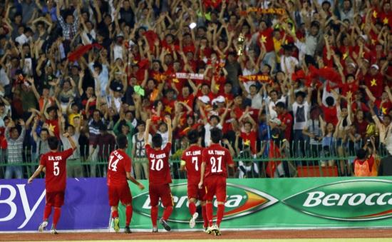 Hôm nay (24/7), ĐT U16 Việt Nam trở về nước với ngôi á quân giải U16 ĐNÁ