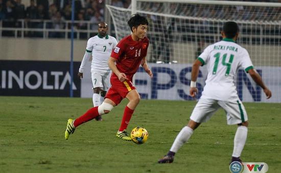 ĐT Việt Nam áp đảo danh sách cầu thủ chuyền bóng nhiều nhất AFF Cup 2016