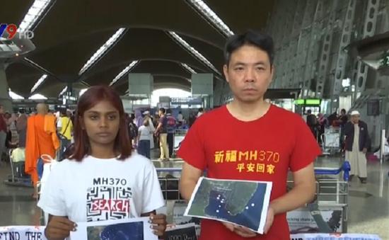 Gia đình nạn nhân MH370 sang Madagascar kêu gọi tiếp tục tìm kiếm