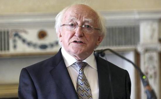 Tổng thống Ireland thăm chính thức Việt Nam ngày 5/11