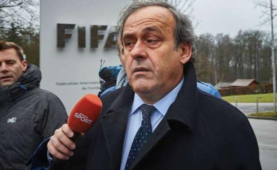 Cựu chủ tịch UEFA được FIFA giảm án phạt