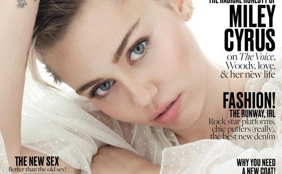 Miley Cyrus bị tung ảnh nóng