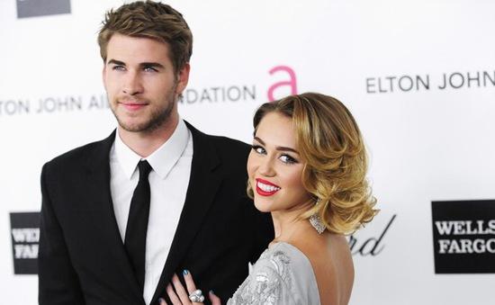 Sao phim Hunger Games phủ nhận đính hôn với Miley Cyrus