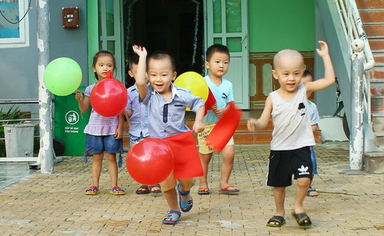 TP.HCM công bố mức chi cho giáo viên mầm non dạy ngoài giờ