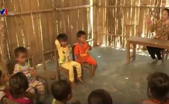 Gian nan phổ cập giáo dục mầm non ở Quảng Ngãi