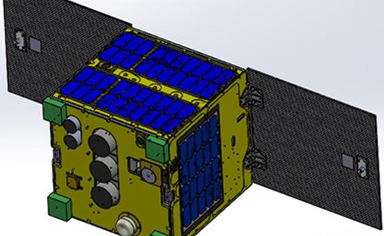 Năm 2018, vệ tinh quan sát trái đất của Việt Nam sẽ được đưa vào vũ trụ