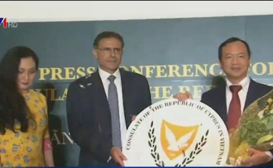 Cộng hòa Cyprus mở Văn phòng Lãnh sự quán tại Việt Nam