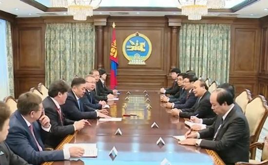 Mông Cổ coi Việt Nam là đối tác chính trong khu vực Đông Nam Á
