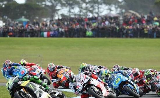 MotoGP Australian GP 2016: Nhà tân vô địch Marc Marquez bỏ cuộc
