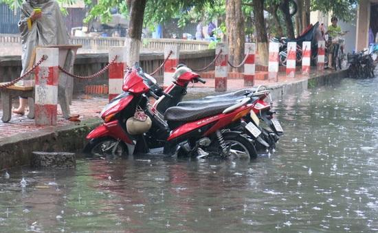 Đồng Tháp: Khu dân cư 500 căn bị ngập nặng sau cơn mưa