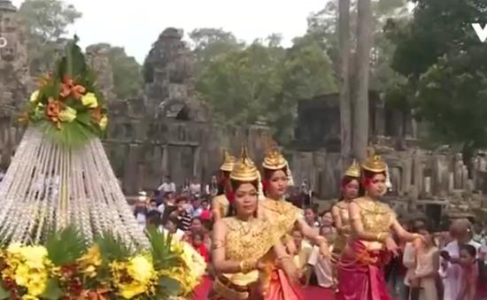 Apsara - Điệu múa truyền thống của Campuchia