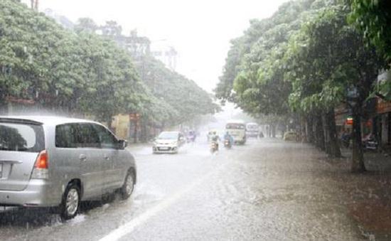 Trung Bộ bước vào đợt mưa lớn diện rộng