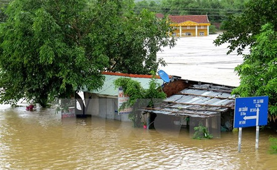 41 người thương vong do mưa lũ tại miền Trung - Tây Nguyên