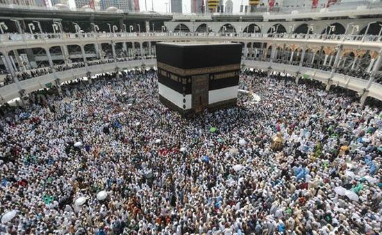 Gần 2 triệu người Hồi giáo hành hương tham dự lễ Hajj