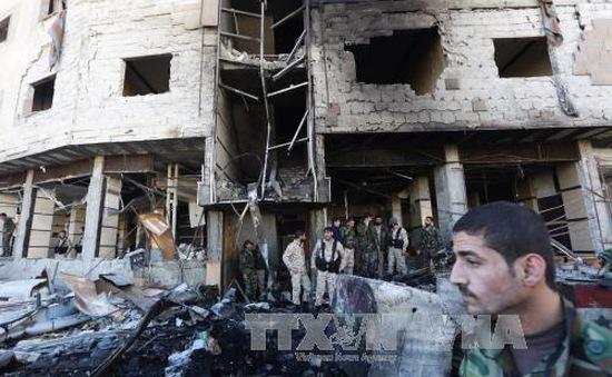 Bộ trưởng Ngoại giao Mỹ hối thúc tiến trình hòa bình Syria
