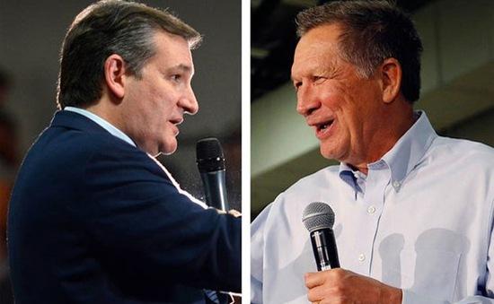 Các ứng viên đảng Cộng hòa liên minh chống Donald Trump