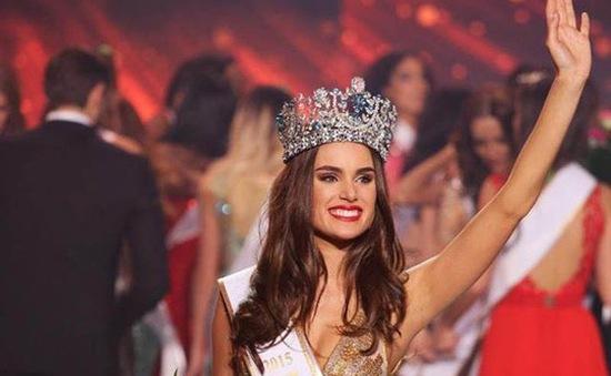 Hoa hậu siêu quốc gia 2015 là mỹ nhân đẹp nhất thế giới