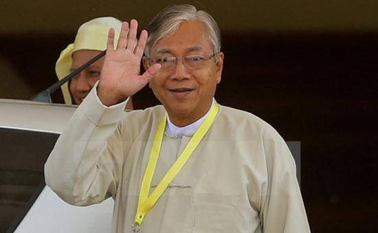 Quốc hội Myanmar họp bàn chính phủ mới