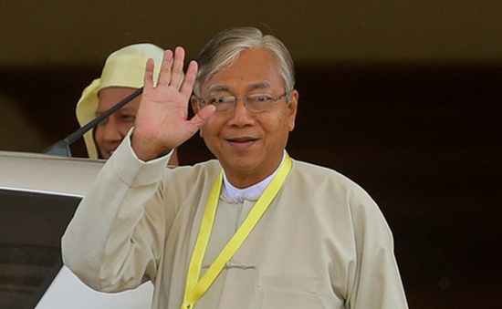 Tổng thống Myanmar trình Quốc hội kế hoạch thành lập Chính phủ