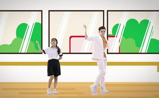 """Café Sáng với VTV3: Jun 365 cực """"bảnh"""" trong MV mới"""