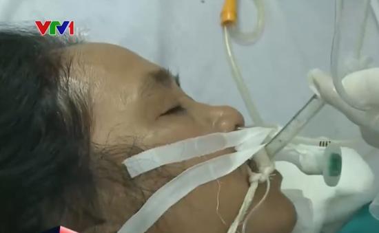Nạn nhân cuối cùng trong vụ sập lò vôi ở Thanh Hóa vẫn hôn mê sâu