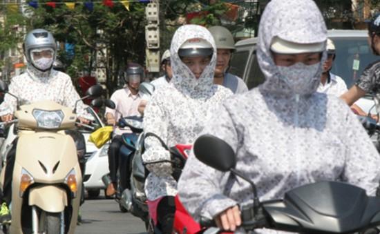 Thời tiết hôm nay: Nắng nóng ở Bắc Bộ lên tới 35 - 37 độ