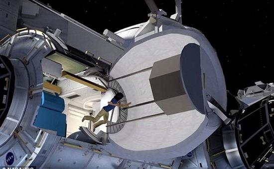 NASA thử nghiệm không gian sống mở