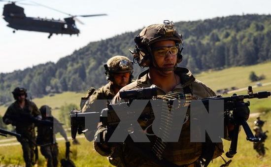 NATO cam kết tăng cường sự hiện diện tại Đông Âu