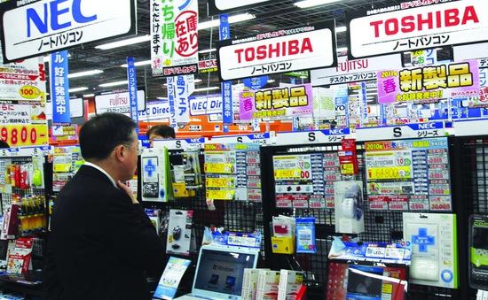 Kinh tế Nhật Bản tiếp tục gặp khó khăn trong quý I/2016
