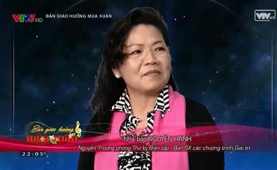 Gặp lại nữ MC đầu tiên của VTV3
