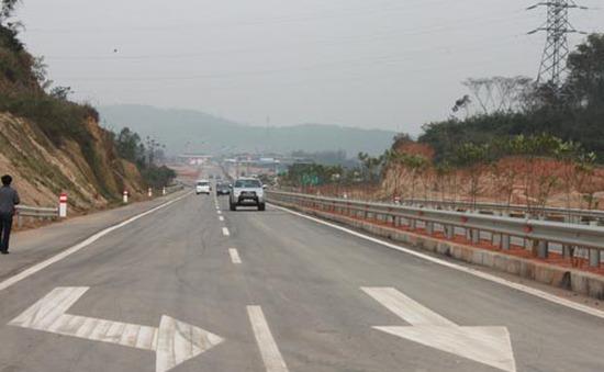 Sẽ xây dựng đường cao tốc Tuyên Quang - Đoan Hùng