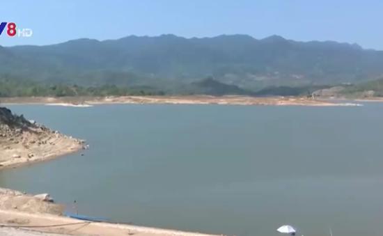 Quảng Nam: Thượng nguồn thiếu nước, hạ nguồn nhiễm mặn