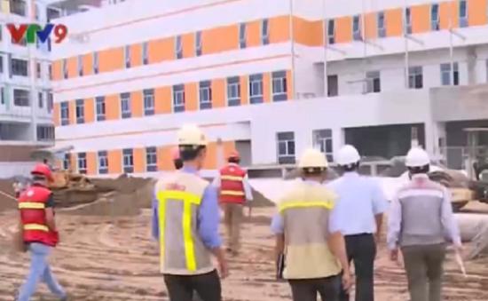 Thanh tra công trình xây dựng Bệnh viện Nhi Đồng TP.HCM