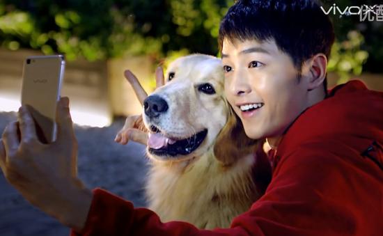 """Vivo X7/X7 Plus ra mắt ấn tượng trên tay """"đội trưởng"""" Song Joong Ki"""