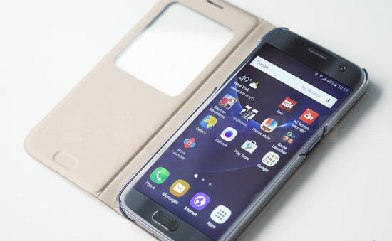 Samsung ra mắt phụ kiện cao cấp cho flagship Galaxy S7