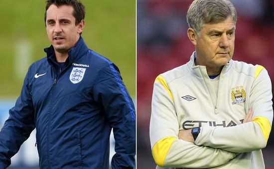 Lộ diện 2 Quỷ đỏ huyền thoại làm trợ lý cho Mourinho tại Man Utd