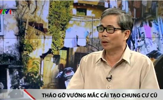 Cải tạo chung cư cũ tại Hà Nội: Cần hài hòa lợi ích giữa chủ đầu tư và người dân