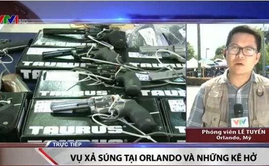 Tổng thống Obama khẳng định vụ xả súng tại Orlando là hành động khủng bố