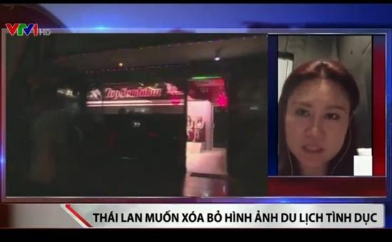 """""""Đừng đến Thái Lan chỉ vì những khu đèn đỏ"""""""