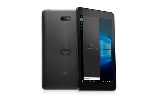 Dell phát hành tablet Venue 8 Pro chạy Windows 10 tại Mỹ