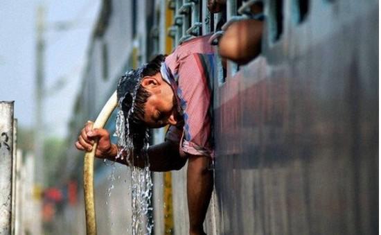135 người tử vong tại Ấn Độ do nắng nóng