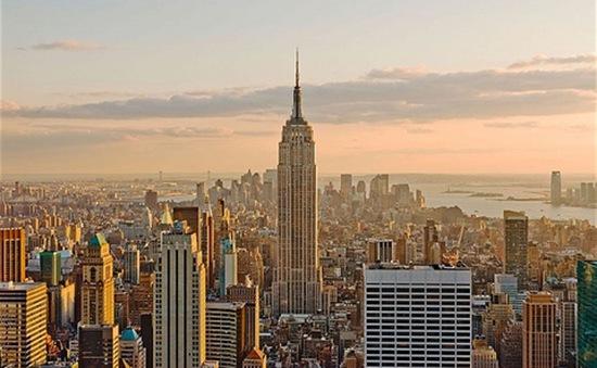 Nuôi ong trên tòa nhà chọc trời tại New York