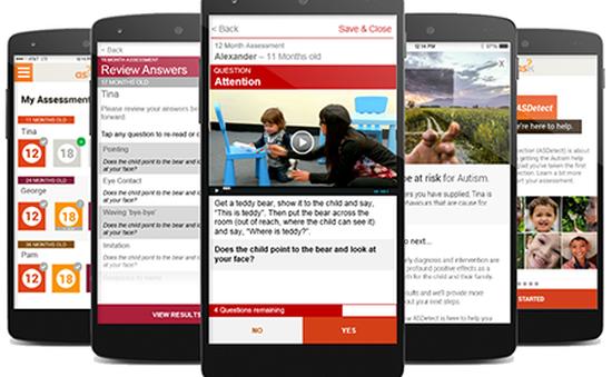 Australia phát kiến ứng dụng giúp phát hiện sớm bệnh tự kỷ ở trẻ