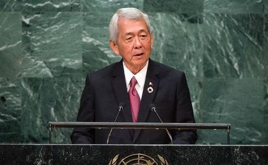 Philippines đề nghị LHQ không can thiệp vào công việc nội bộ